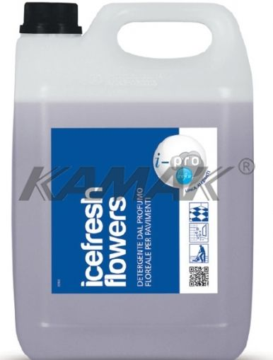 ICEFRESH FLOWERS 5L - Препарат за почистване на под